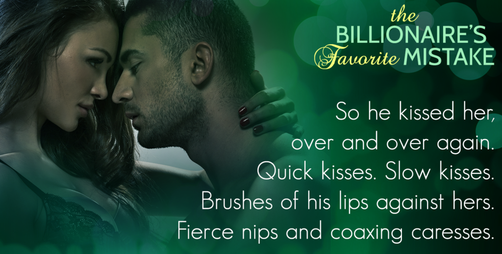 the billinaires Favorite Mistake teaser