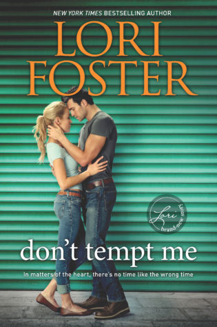 Excerpt and Giveaway: Don't Tempt Me by Lori Foster