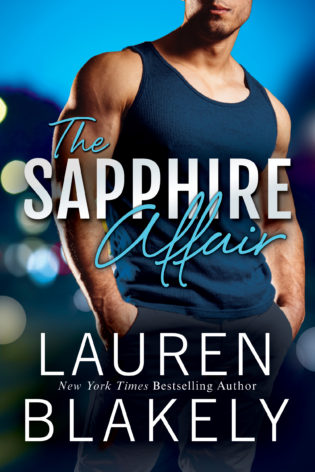 Review and giveaway: The Sapphire Affair by Lauren Blakely