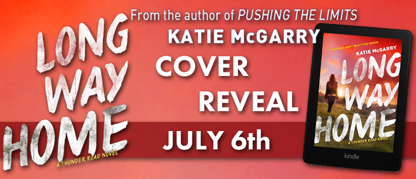 Cover Reveal: Long Way Home by Katie McGarry