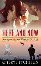 Excerpt and Giveaway: Here and Now by Cheryl Etchison