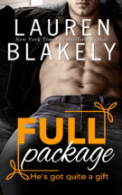 Cover Reveal and Giveaway: Full Package and Joy Stick by Lauren Blakely