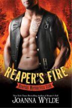 Release Day Blitz: Reaper's Fire by Joanna Wylde