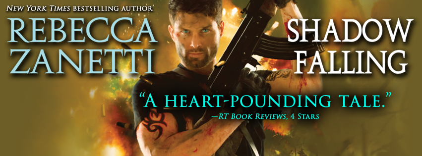 Review and Giveaway: Shadow Falling by Rebecca Zanetti