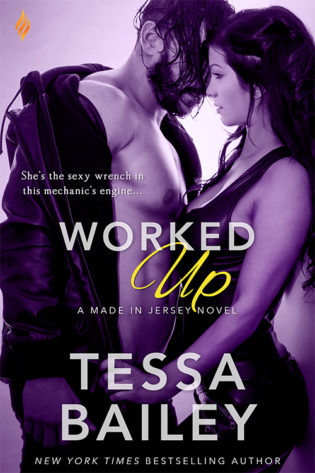 Excerpt and Giveaway: Worked Up by Tessa Bailey