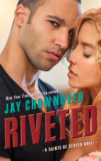 Cover Reveal: Riveted by Jay Crownover
