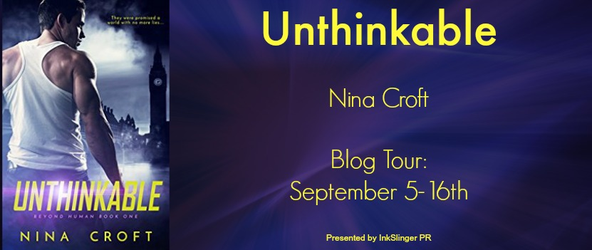 Excerpt and Giveaway: Unthinkable by Nina Croft