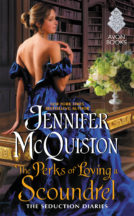 Review and Giveaway: The Perks of Loving A Scoundrel by Jennifer McQuiston