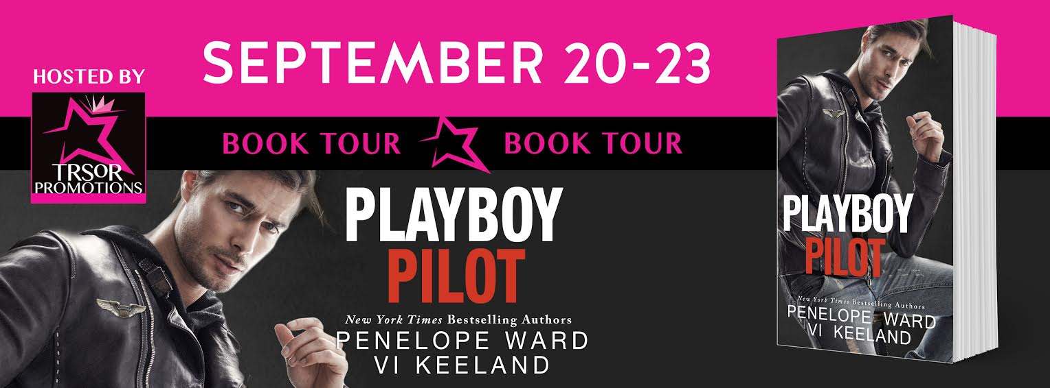 Excerpt and Giveaway: Playboy Pilot by Penelope Ward and Vi Keeland