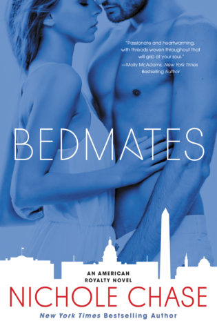 Review and Giveaway: Bedmates by Nichole Chase