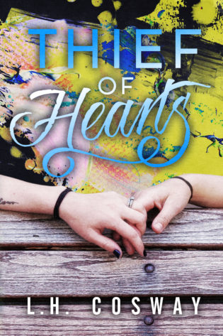 Release Day: Thief of Hearts by L H Cosway, Excerpt and Giveaway