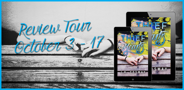 Review and Giveaway: Thief of Hearts by L.H. Cosway