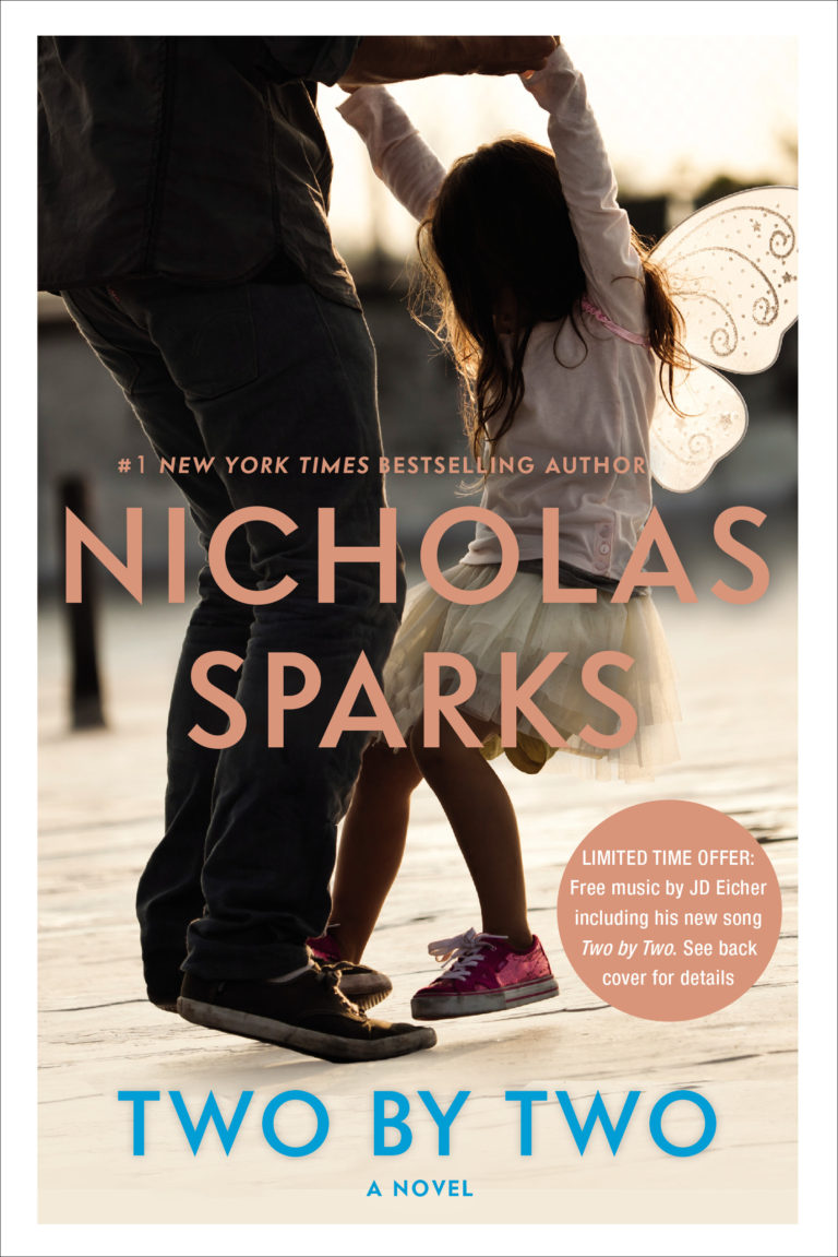 Release Day Blitz and Giveaway: Two by Two by Nicholas Sparks