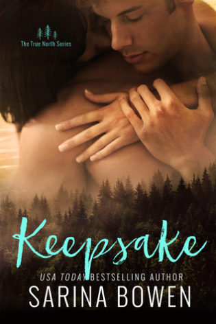 Review: Keepsake by Sarina Bowen