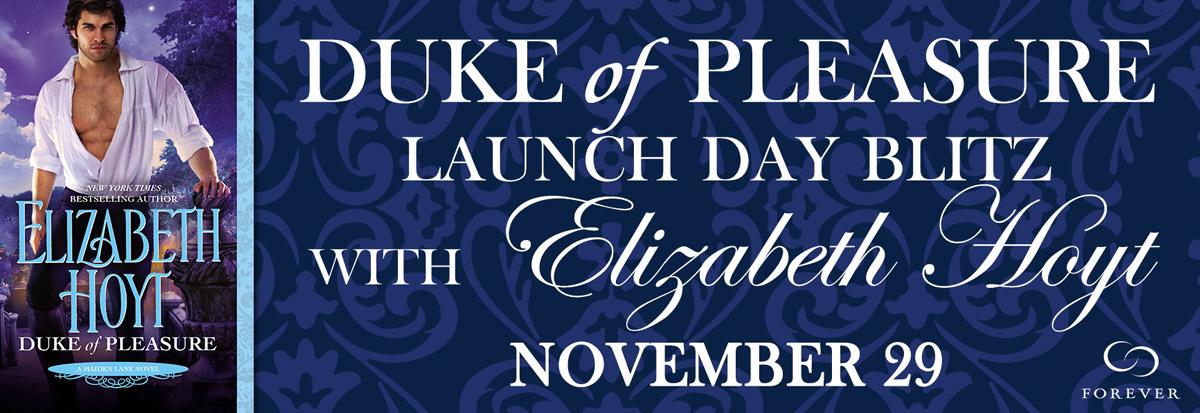 Review: Duke of Pleasure by Elizabeth Hoyt
