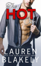 Cover Reveal: The Hot One Lauren Blakely