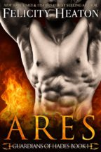 Cover Reveal: Ares by Felicity Heaton