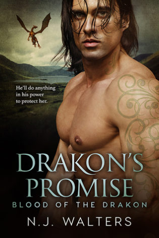 Review: Drakon's Promise by N.J. Walters