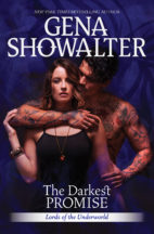 Cover Reveal: The Darkest Promise by Gena Showalter