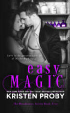 Cover Reveal: Easy Magic by Kristen Proby