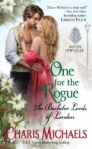 Q&A and Excerpt: One For The Rogue by Charis Micheals + Giveaway