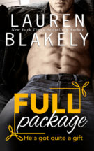 Review and Excerpt: Full Package by Lauren Blakely + Giveaway