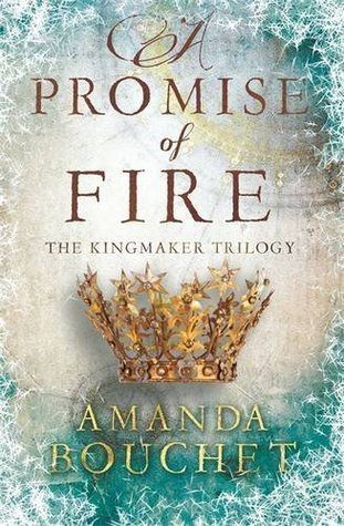 Review: A Promise of Fire by Amanda Bouchet