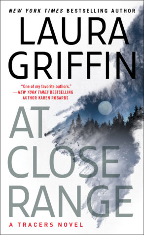 Review and Giveaway: At Close Range by Laura Griffin