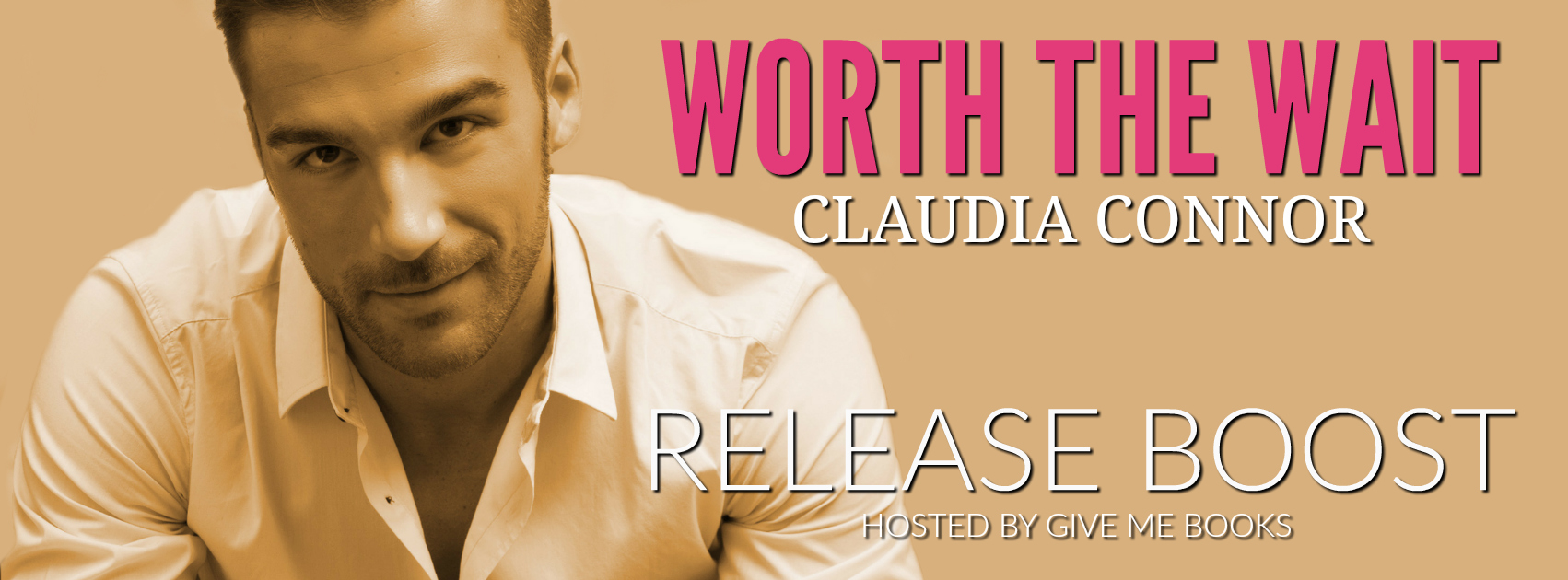 Release Boast and Giveaway: Worth the Wait by Claudia Connor