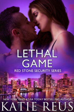 Release Blitz and Giveaway: Lethal Game by Katie Reus
