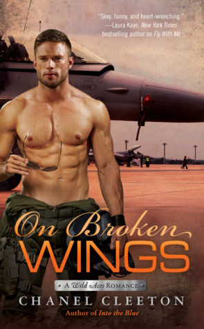Release Day: On Broken Wings by Chanel Cleeton