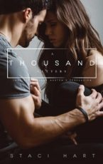 Release Day and Review: A Thousand Letters by Staci Hart