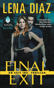 Excerpt and Giveaway: Final Exit by Lena Diaz