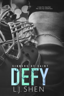 Review: Defy by L.J. Shen ( Sinners of Saints #0.5)