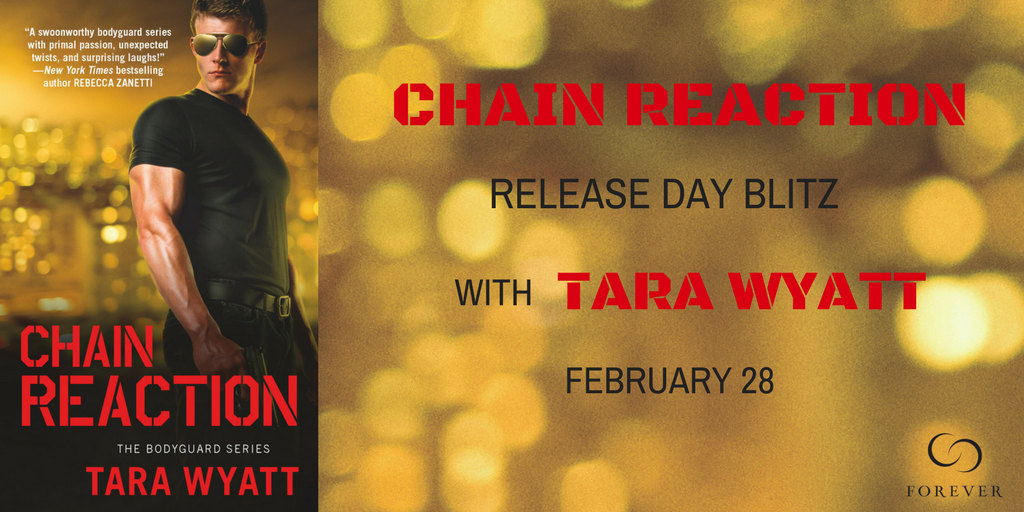 Review and Giveaway: Chain Reaction by Tara Wyatt