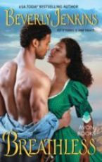 Review and Giveaway: Breathless by Beverly Jenkins + a special note from Beverly Jenkins