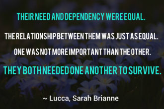 Review: Lucca by Sarah Brianne - A Fortress of Books Blog