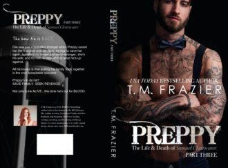 Cover Reveal: Preppy, Part Three by T.M. Frazier | A Fortress of Books
