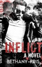 Cover Reveal and Giveaway: Inflict by Bethany-Kris