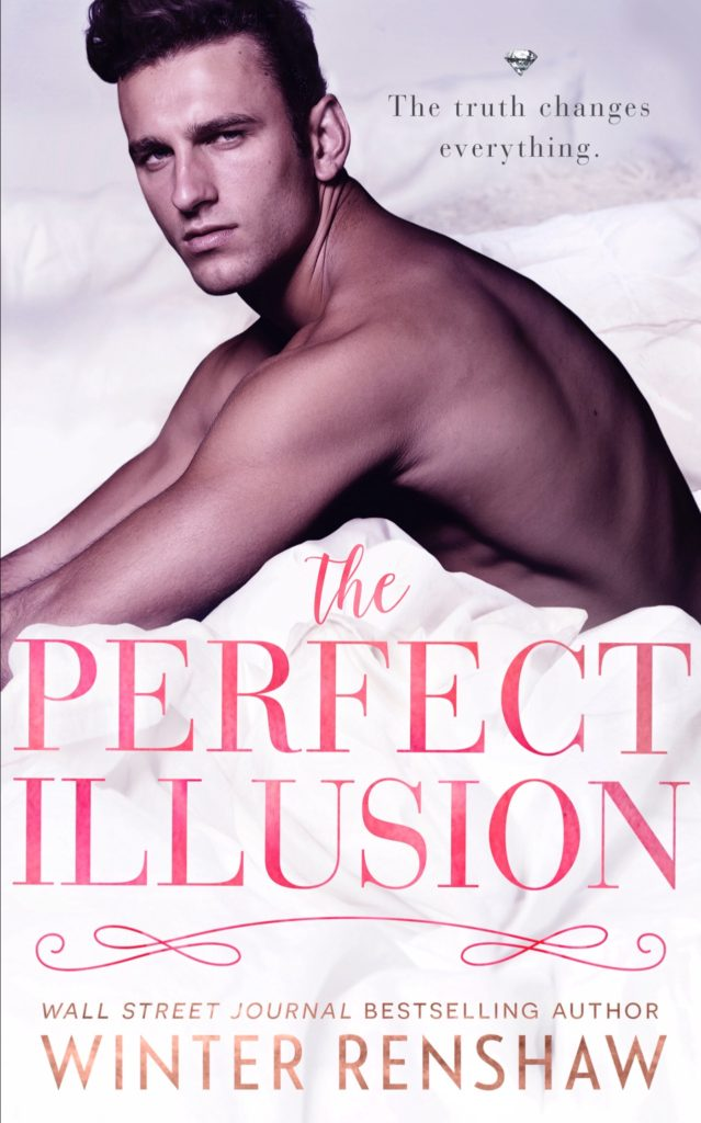 Cover Reveal: The Perfect Illusion by Winter Renshaw | A Fortress of Books