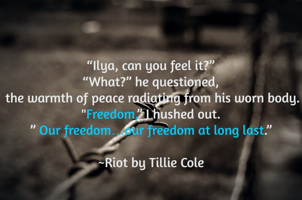 Review: Riot by Tillie Cole | A Fortress of Books Blog