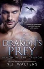 Review: Drakon's Prey by N.J. Walters