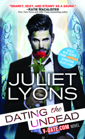 10 ways to tell if your date is a vampire with Juliet Lyons, Author of Dating the Undead
