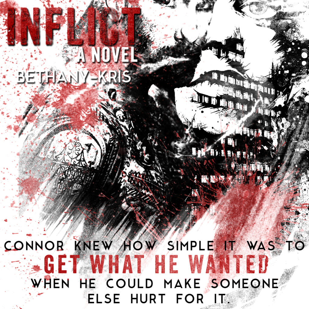 Review: Inflict by Bethany-Kris - A Fortress of Books