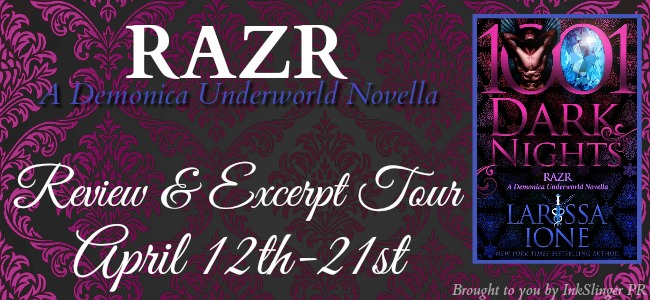 Review: Razr by Larissa Ione