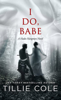 Cover Reveal: I Do, Babe by Tillie Cole