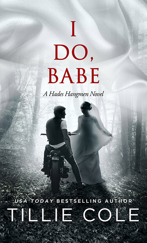 Cover Reveal: I Do, Babe by Tillie Cole - A Fortress of Books