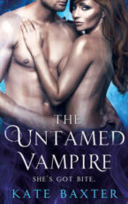 Review: The Untamed Vampire by Kate Baxter