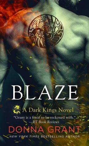 Review: Blaze by Donna Grant