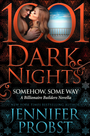 Teaser: SOMEHOW, SOME WAY by Jennifer Probst